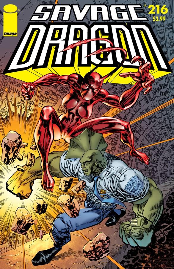 Savage Dragon #216