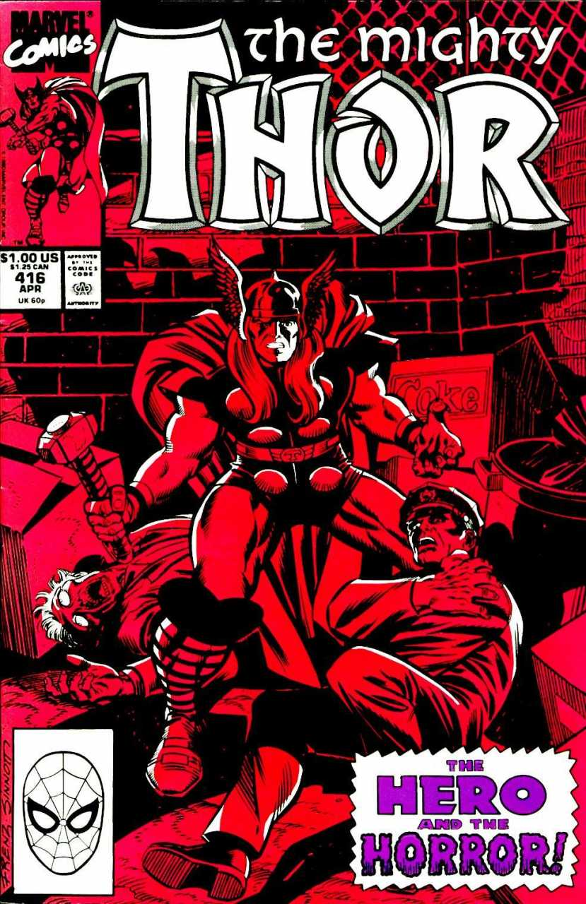 The Mighty Thor #416