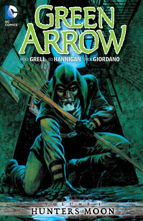 Green Arrow Vol. 1: Hunters Moon TP