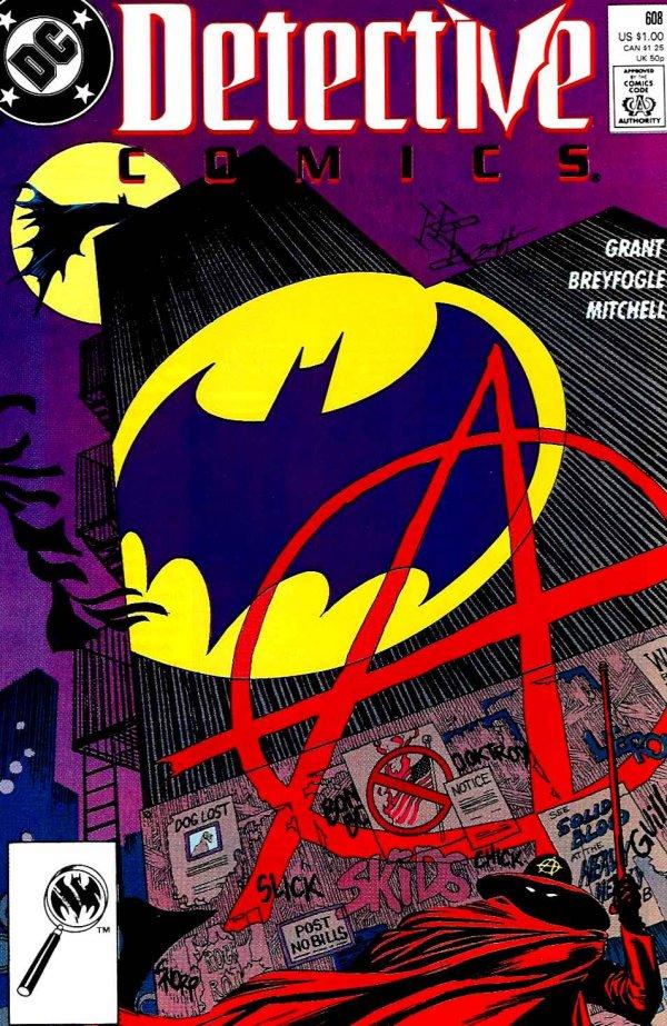 Detective Comics #608