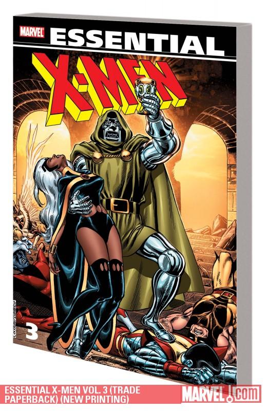 Essential X-Men Vol. 3 TP New Printing