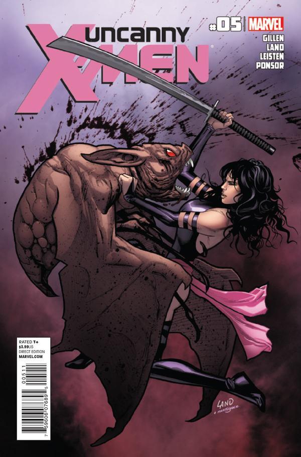 Uncanny X-Men #5