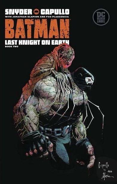 Batman: Last Knight on Earth #2 Reviews