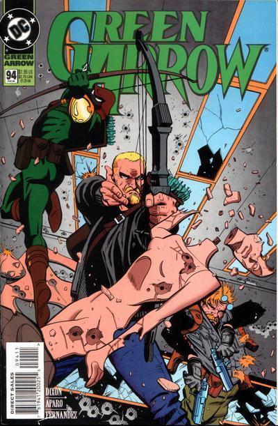 Green Arrow #94