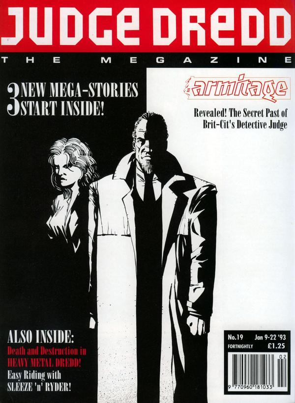 Judge Dredd: The Megazine #19