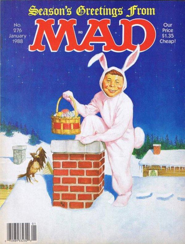 Mad Magazine #276