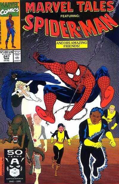 Marvel Tales #247