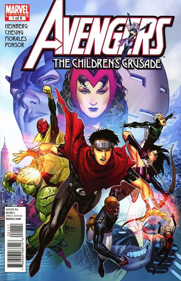 Avengers: The Children's Crusade #1