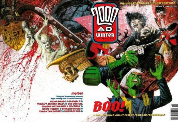 2000 AD Winter Special #6
