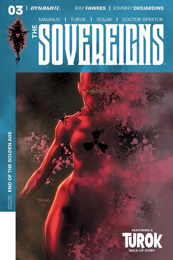 The Sovereigns #3
