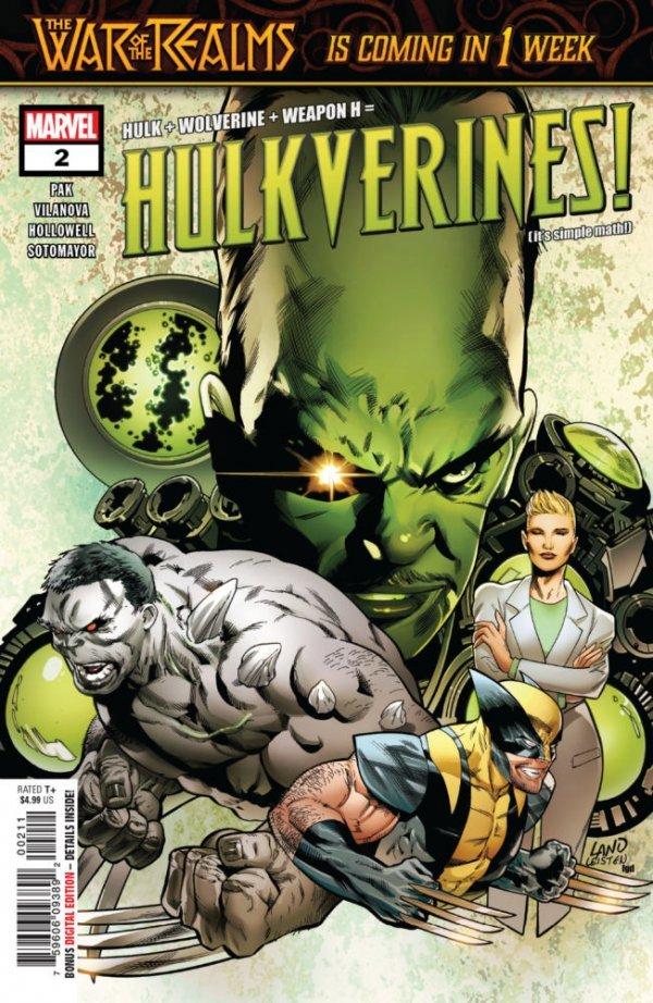Hulkverines #2
