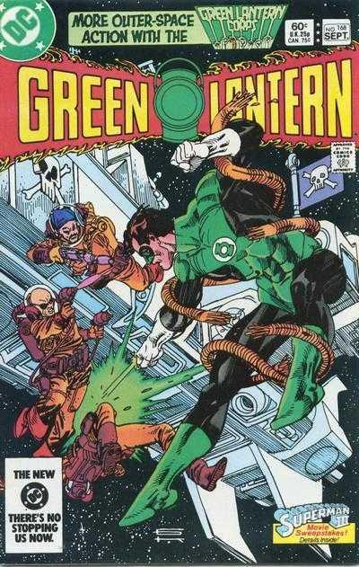 Green Lantern #168