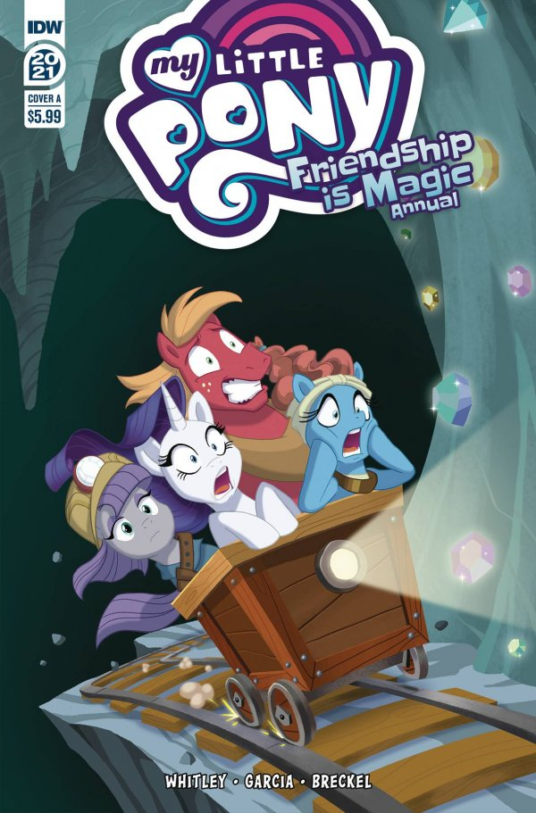 My Little Pony: Friendship Is Magic 2021 Annual