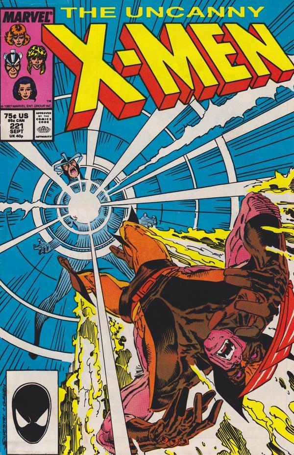 Uncanny X-Men #221