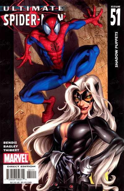 Ultimate Spider-Man #51