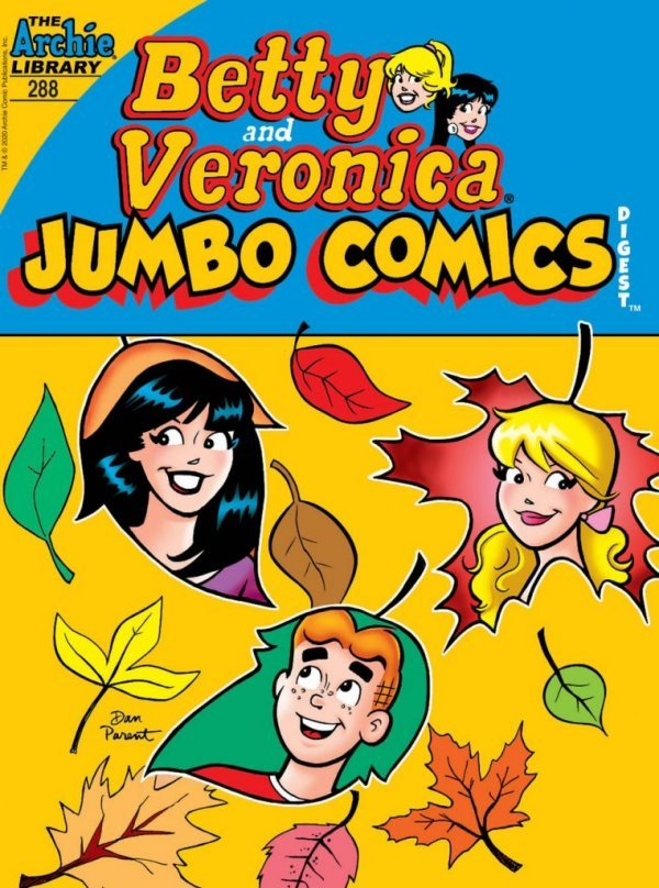 Betty and Veronica Jumbo Comics Digest #288
