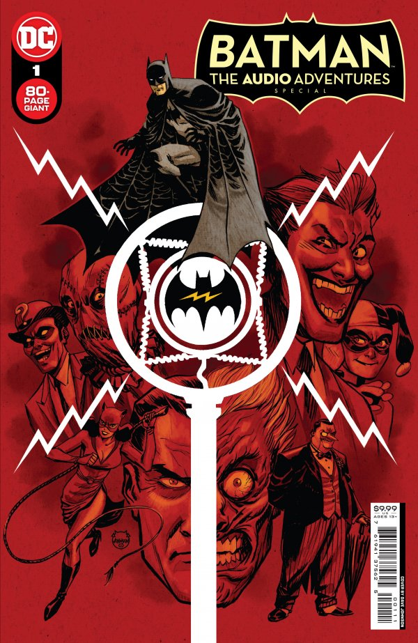 Batman: The Audio Adventures Special #1