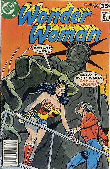 Wonder Woman #239
