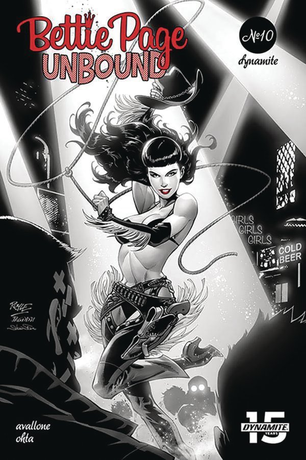 Bettie Page: Unbound #10 review