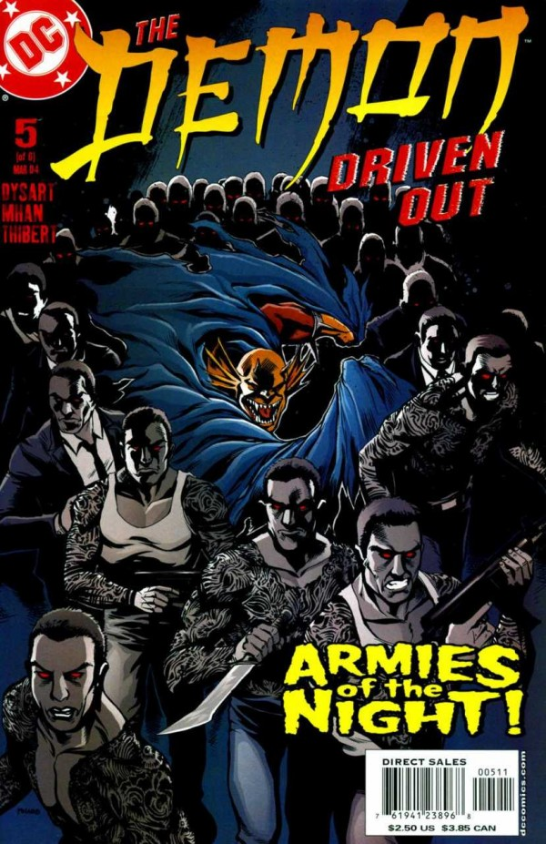 DC Comics Presents: The Demon Driven Out #5