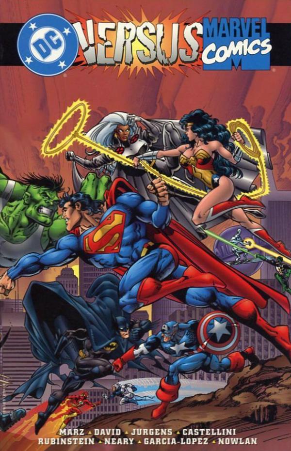 DC Versus Marvel TP