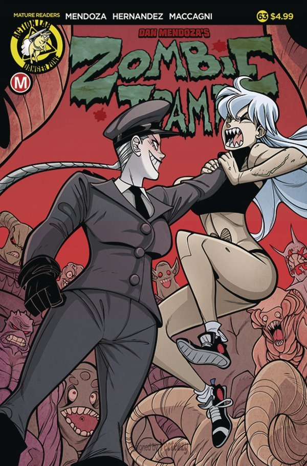 Zombie Tramp #63