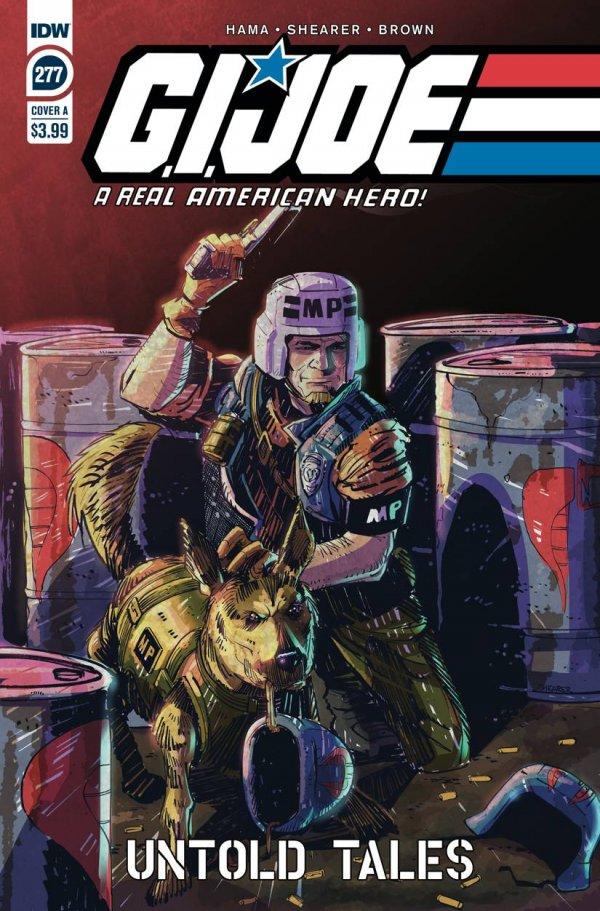 G.I. Joe: A Real American Hero #277