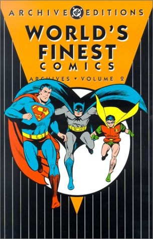 World's Finest Archives Vol. 2 HC