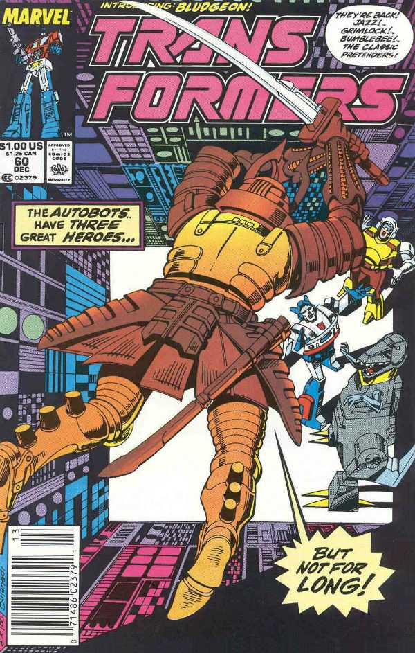 The Transformers #60