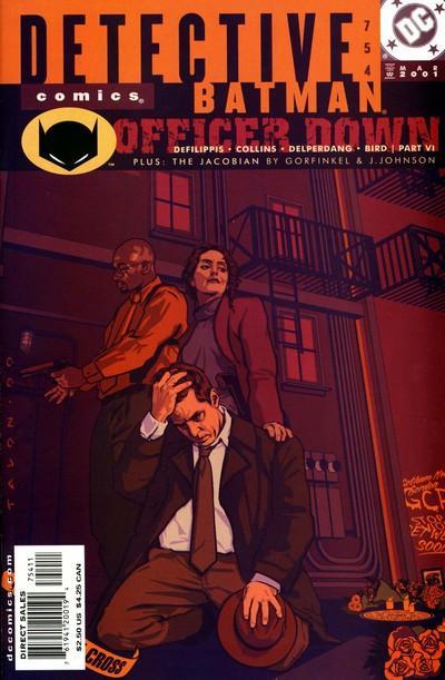 Detective Comics #754