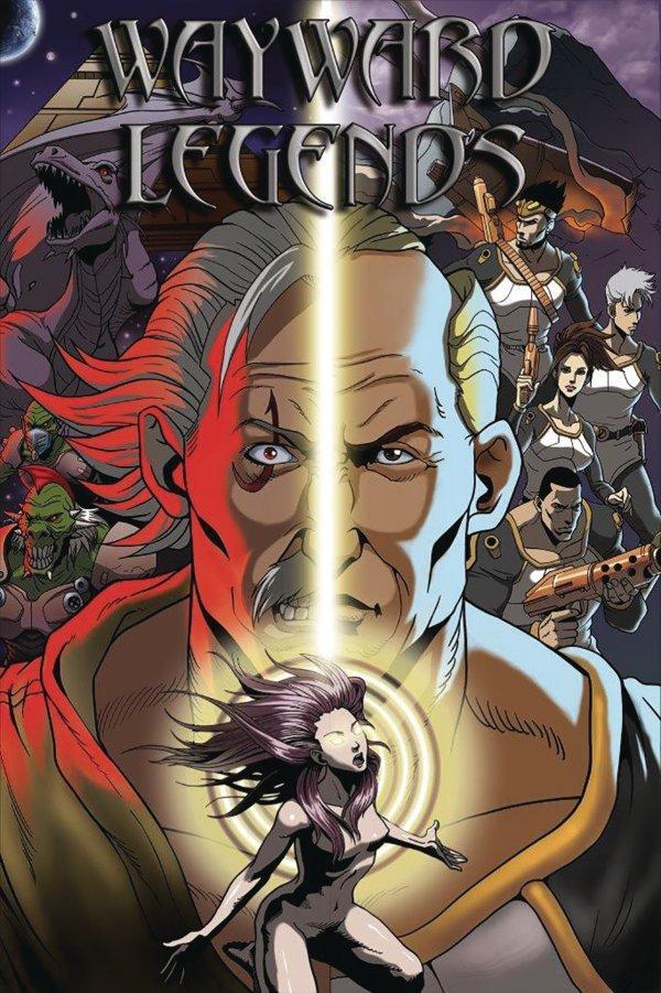 Wayward Legends #2
