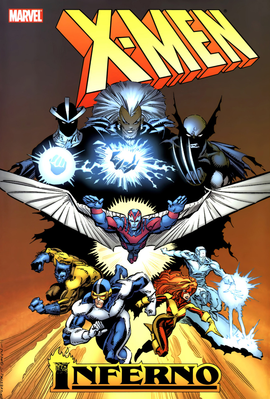 X-Men: Inferno HC