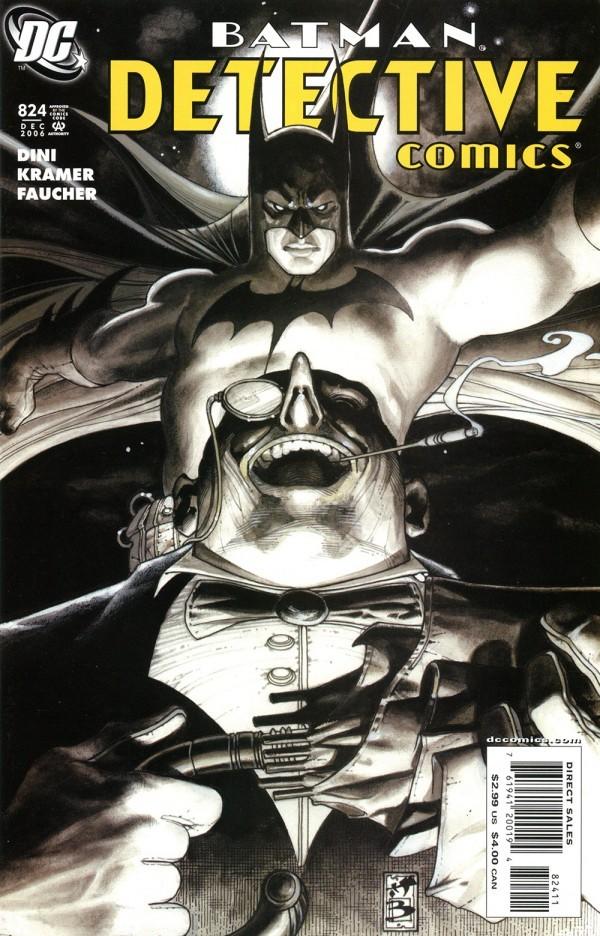 Detective Comics #824
