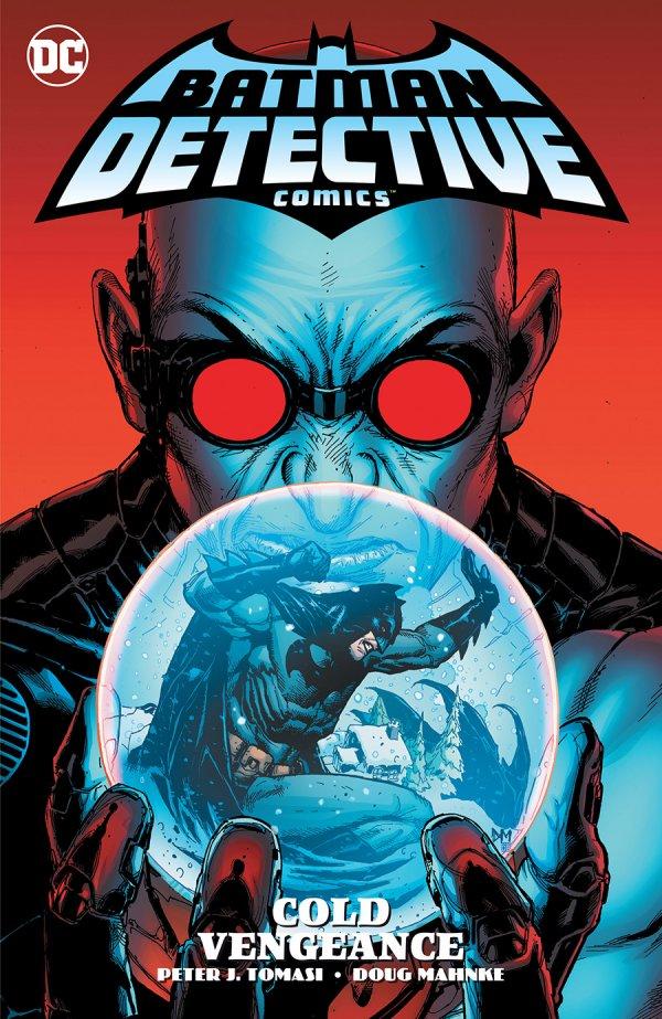Detective Comics Vol. 4: Cold Vengeance TP