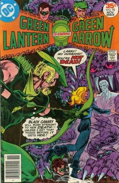 Green Lantern #98