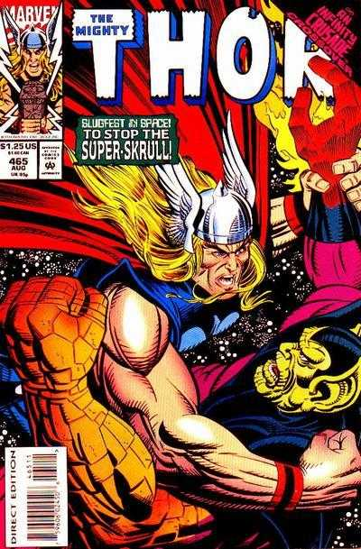 The Mighty Thor #465