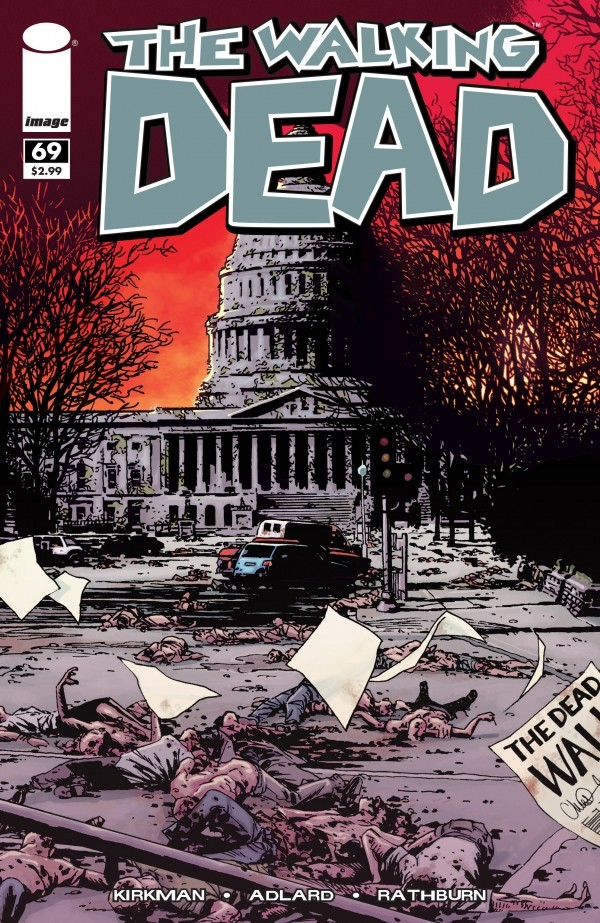The Walking Dead #69