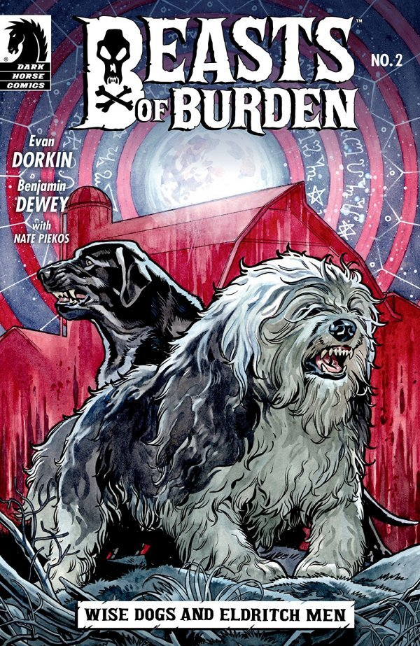 Beasts of Burden: Wise Dogs and Eldritch Men #2