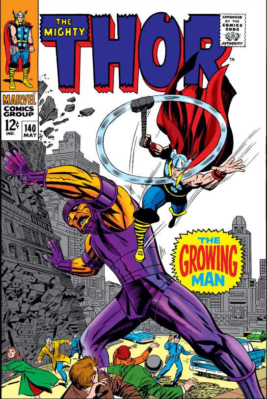 The Mighty Thor #140