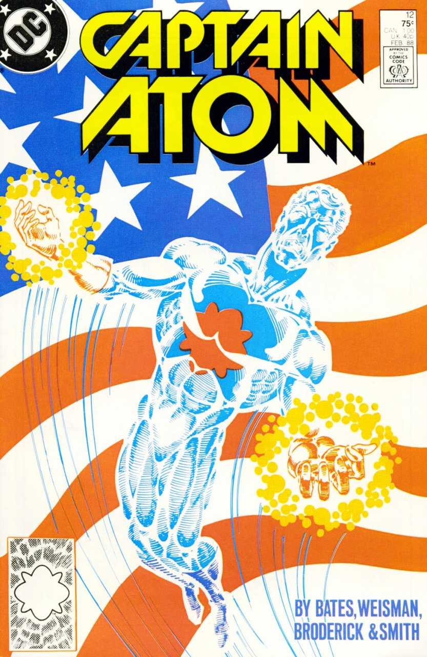 Captain Atom #12