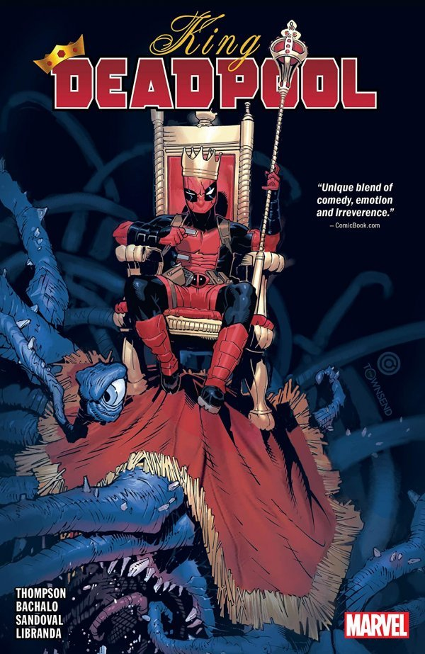 King Deadpool Vol. 1: Hail to the King TP