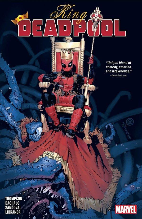 King Deadpool Vol. 1: Hail to the King TP