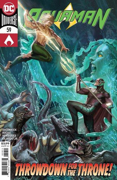 Aquaman #59