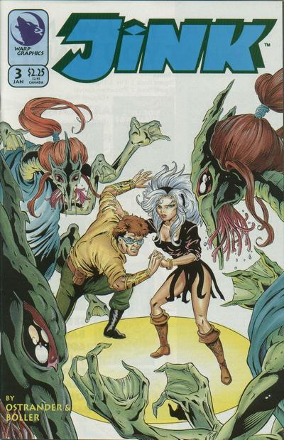 Elfquest: Jink #3