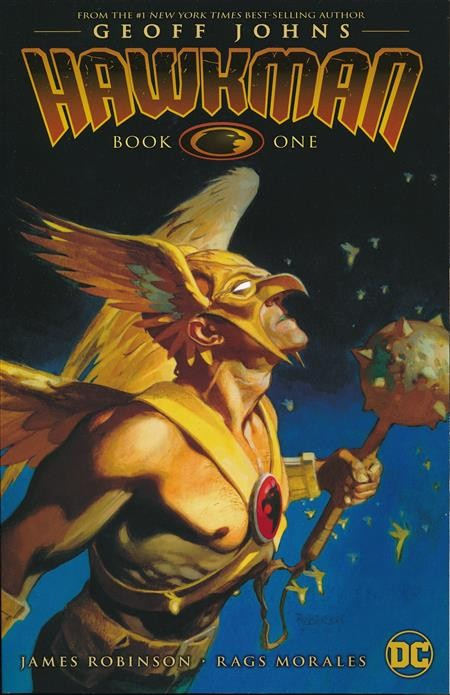 Hawkman By Geoff Johns Book 1 TP