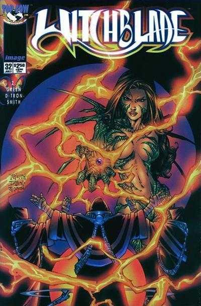 Witchblade #32