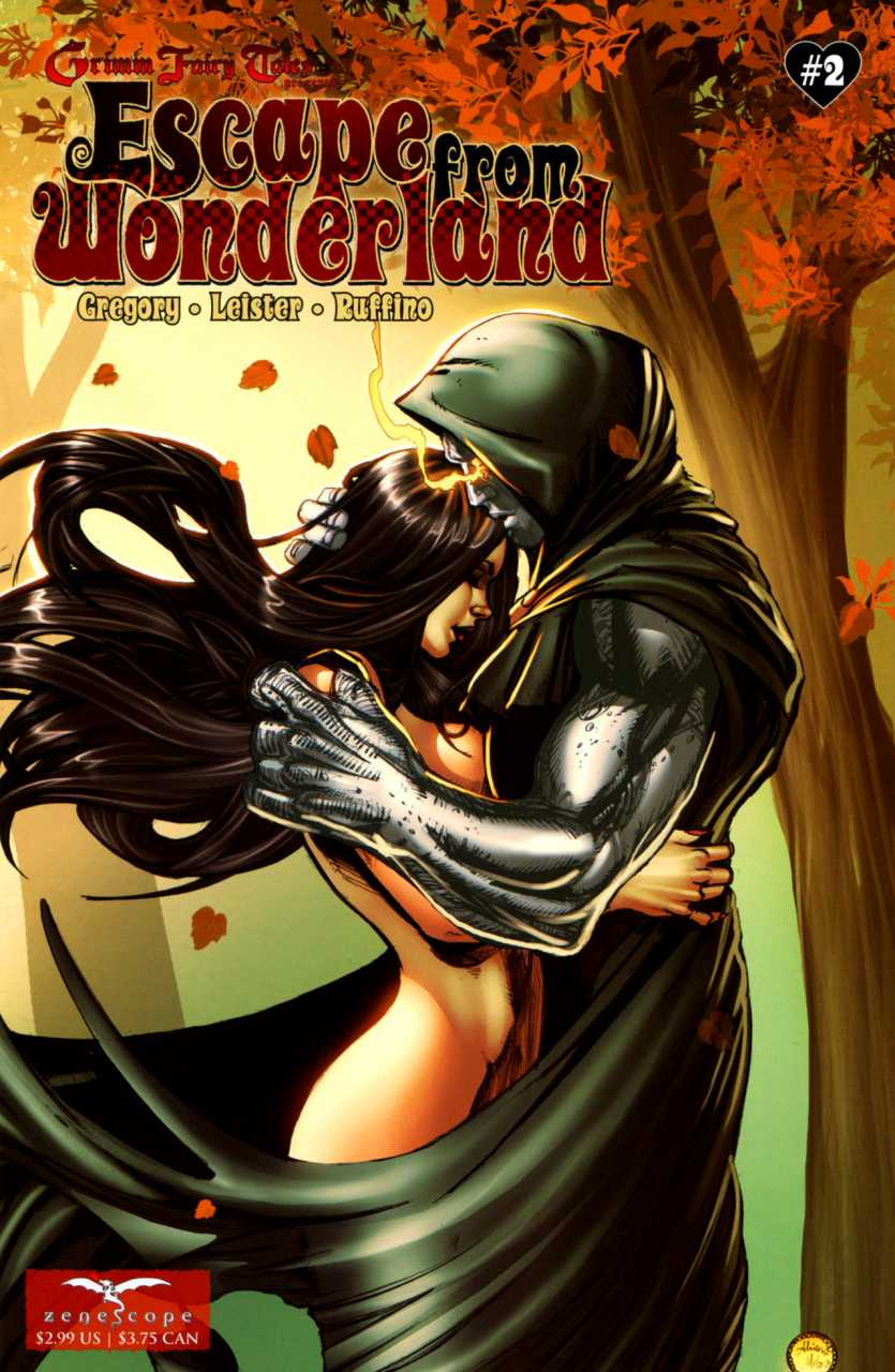 Grimm Fairy Tales Presents Escape from Wonderland #2