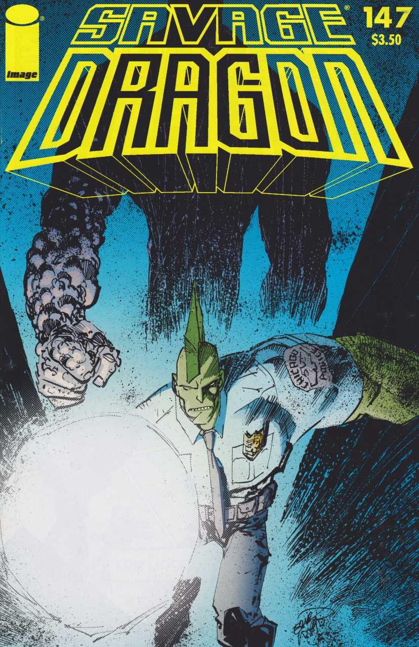 Savage Dragon #147