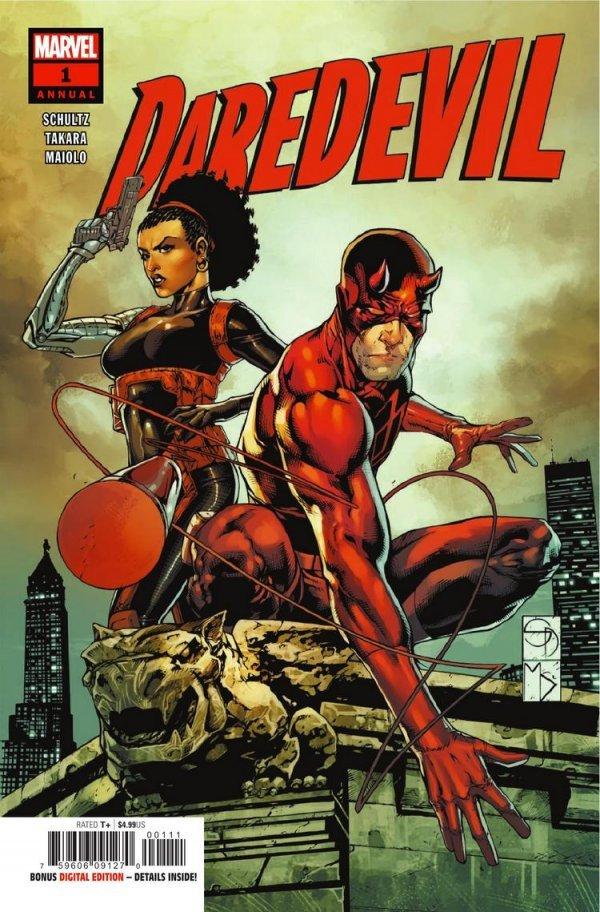 Daredevil Annual 2018 #1