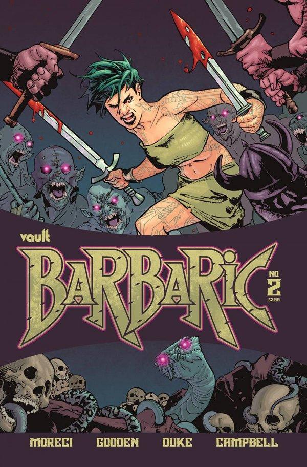 Barbaric #2